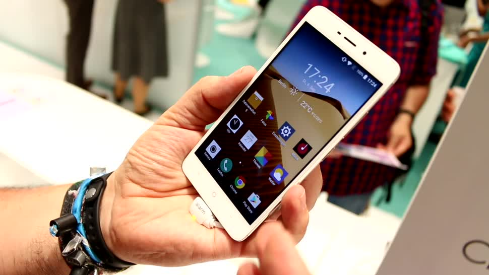 Smartphone, Android, Ifa, Hands on, IFA 2016, Roland Quandt, TP-Link, Neffos, X1, X1 Max