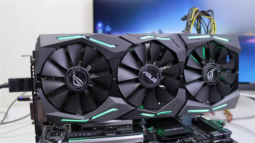 Asus, Nvidia, Grafikkarte, Zenchilli, Zenchillis Hardware Reviews, Gtx, Pascal, GTX 1060, Asus GTX 1060 Strix OC, GTX 1060 Strix OC