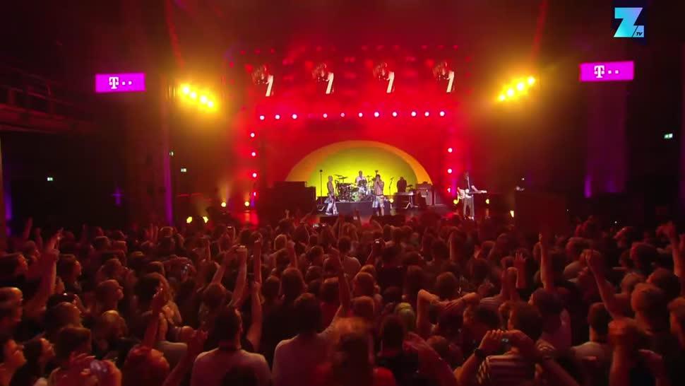 Telekom, Zoomin, 360 Grad, Konzert, Red Hot Chili Peppers, Telekom Street Gigs