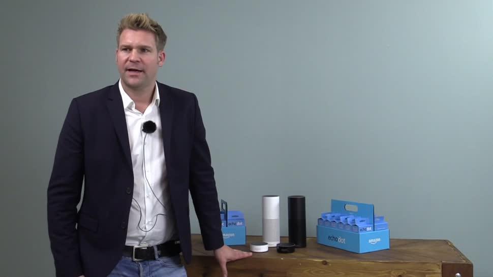 Amazon, Sprachsteuerung, Lautsprecher, Echo