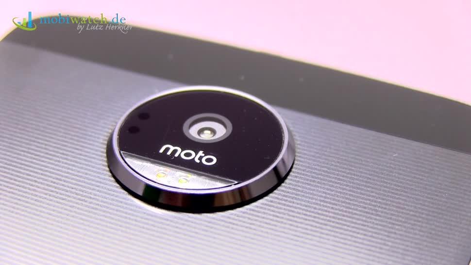 Smartphone, Android, Motorola, Lutz Herkner, Moto Z