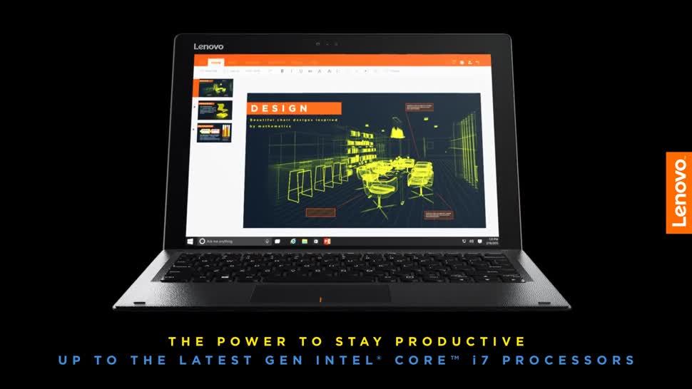 Windows 10, Tablet, Intel, Lenovo, Tastatur, 2-in-1, Keyboard, Convertible, Stylus, Intel Core i5, Intel Core i7, Kaby Lake, Intel Core M, Miix, Lenovo Miix 710, Lenovo Miix 710-12IKB