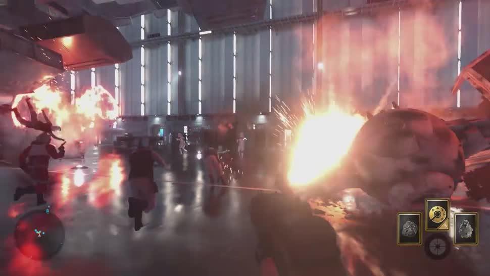 Trailer, Electronic Arts, Ego-Shooter, Ea, Dlc, Star Wars: Battlefront, Star Wars Battlefront, Battlefront, todesstern