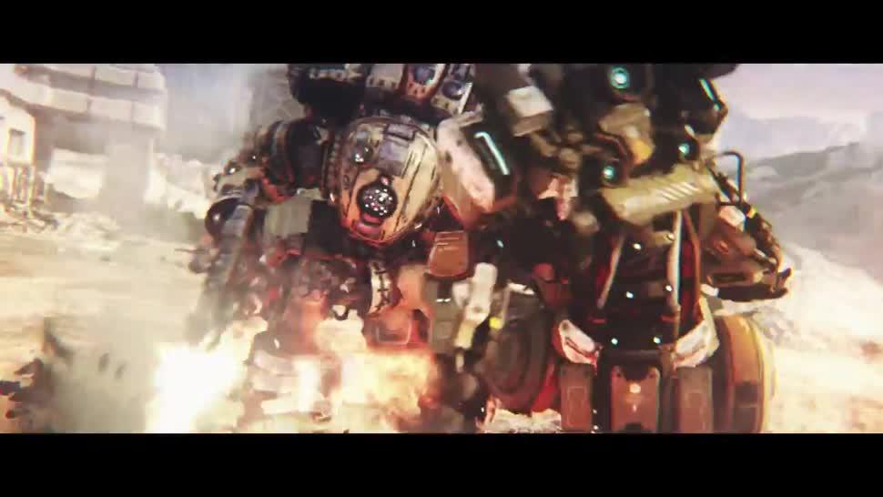 Trailer, Electronic Arts, Ego-Shooter, Ea, Titanfall, Titanfall 2