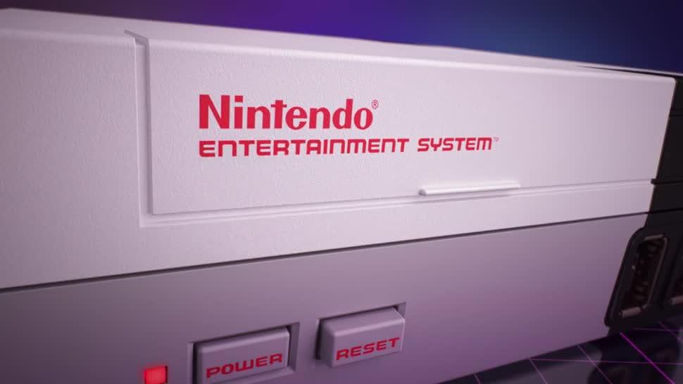 Nintendo, Spielekonsole, NES, Nintendo Classic Mini