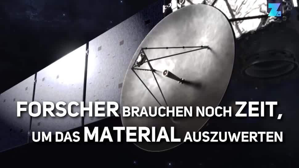 Forschung, Zoomin, Weltraum, Sonde, Rosetta, Komet, 67P/Churyumov-Gerasimenko, Kometen