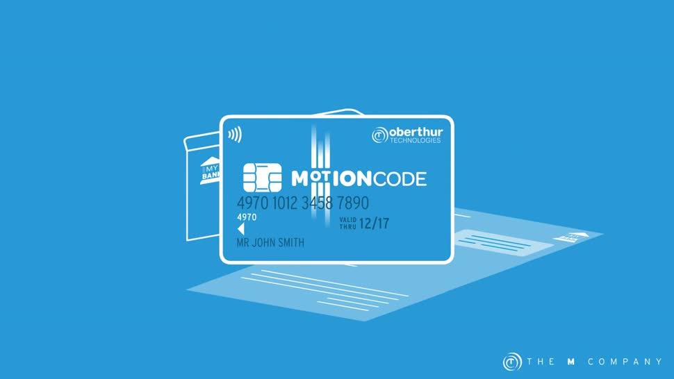 Sicherheit, Datendiebstahl, Kreditkarte, Motion Code, Oberthur Technologies, Sicherheitszahl