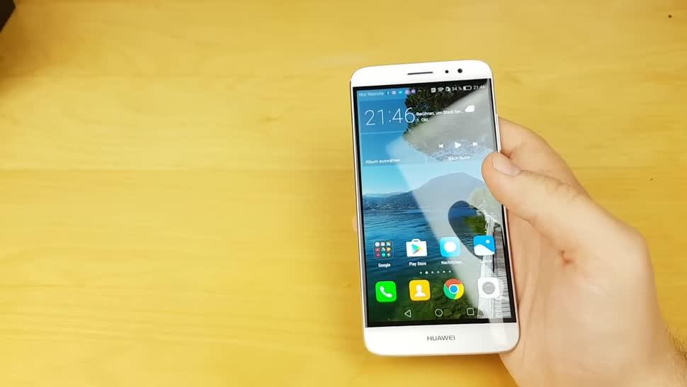 Smartphone, Android, Huawei, Daniil Matzkuhn, tblt, Unboxing, Huawei Nova Plus, Nova Plus