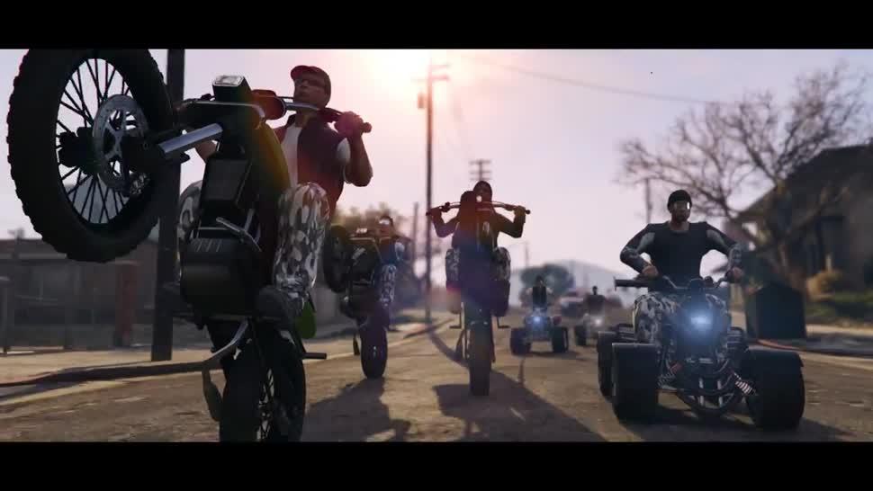 Trailer, Dlc, Rockstar Games, Rockstar, GTA 5, Gta, Grand Theft Auto, Grand Theft Auto 5, Gta V, GTA Online