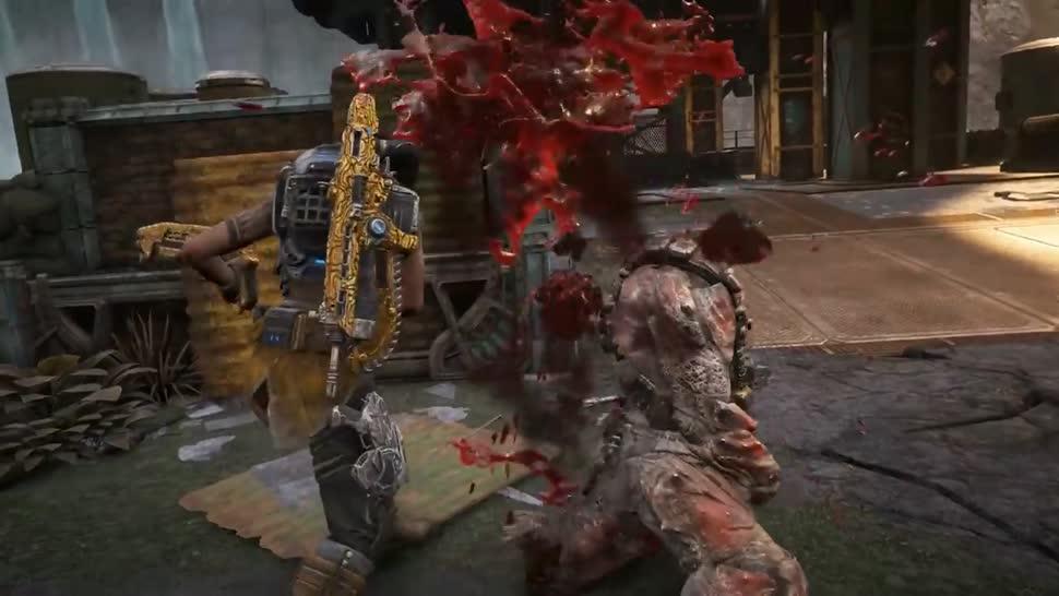 Microsoft, Trailer, Windows 10, Xbox, Xbox One, Microsoft Xbox One, Gears of War, Gears of War 4