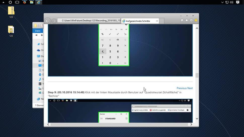 Microsoft, Windows, Fehler, Probleme, Bericht, Semper, Schrittaufzeichnung, Problemaufzeichnung, Problem Step Recorder