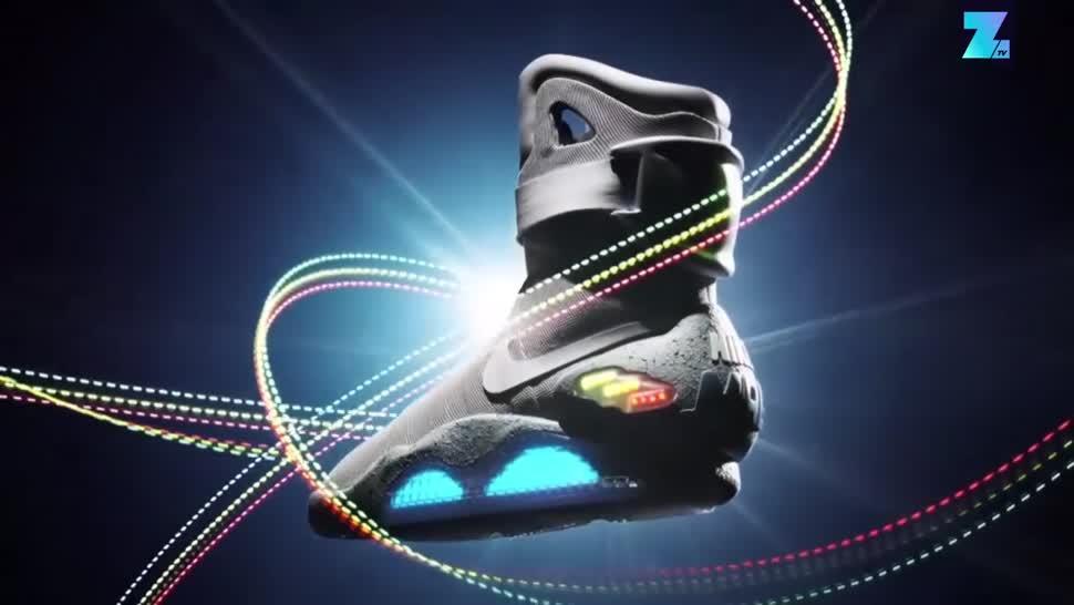 Zoomin, Schuhe, Nike, Zurück In Die Zukunft, MAG