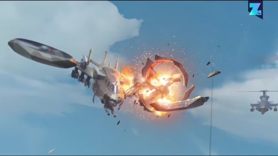 Shooter, Zoomin, Online-Spiele, Wargaming.net, Wargaming, Hybrid Wars