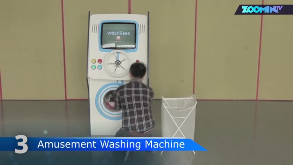 Spiele, Arcade, Spielhalle, Densha de Go!, Super Table Flip, Amusement Washing Machine, Urinal Arcade Games, Boong-Ga Boong-Ga