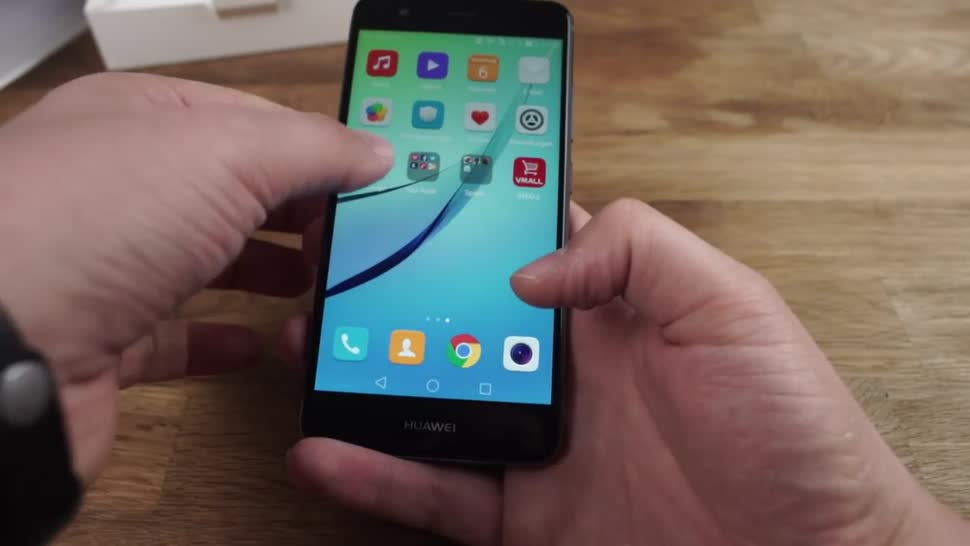 Smartphone, Android, Huawei, Andrzej Tokarski, Tabletblog, Unboxing, Huawei Nova