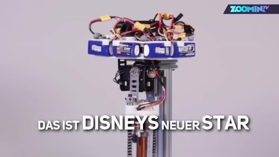 Forschung, Zoomin, Roboter, Disney, Robotik, Pittsburgh