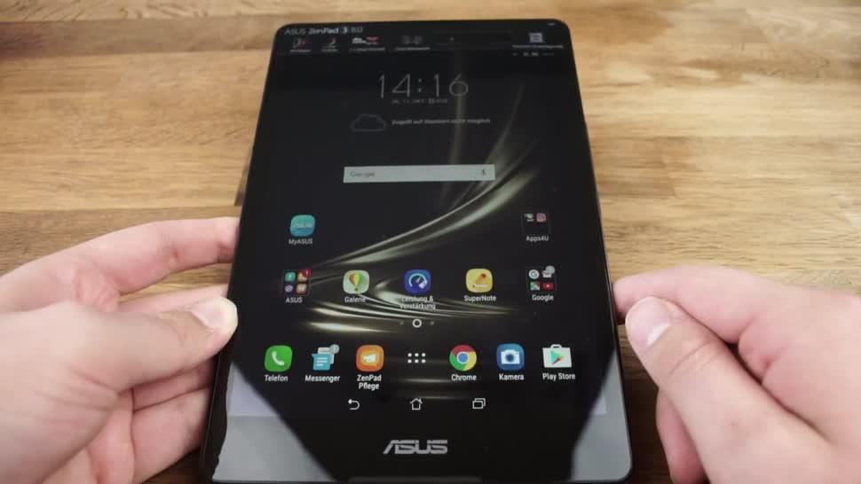 Android, Tablet, Andrzej Tokarski, Tabletblog, Unboxing, ZenPad 3 8.0, Asus ZenPad 3 8.0, ASUS ZenPad, Asus ZenPad 3