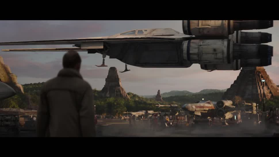 Trailer, Star Wars, Kino, Kinofilm, Disney, Rogue One, A Star Wars Story, Rogue One: A Star Wars Story