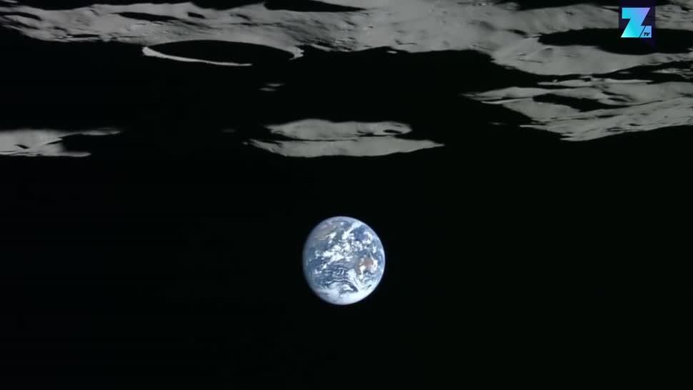 Forschung, Zoomin, Weltraum, Mond, Astronomie, JAXA, Kaguya