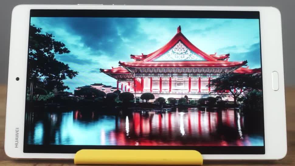 Android, Tablet, Huawei, Test, Andrzej Tokarski, Tabletblog, MediaPad, Huawei MediaPad M3, MediaPad M3