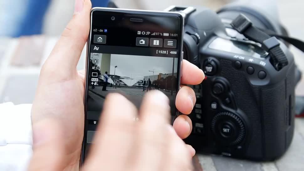 ValueTech, Digitalkamera, Canon, Dslr, Vollformat, EOS 5D Mark IV