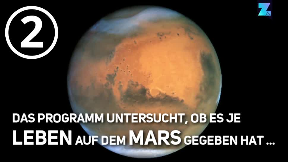 Forschung, Zoomin, Weltraum, Mars, Sonde, Esa, Astronomie, ExoMars