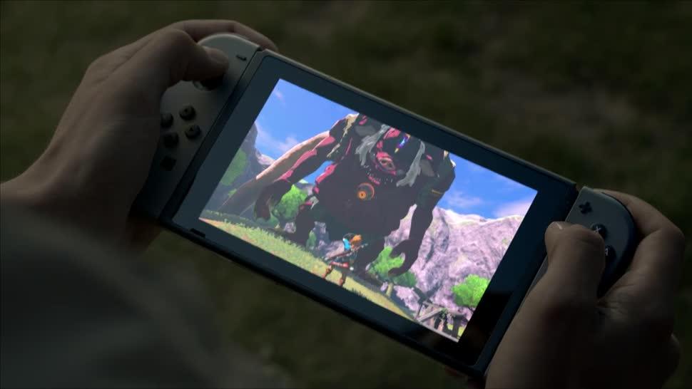 Konsole, Nintendo, Nintendo Switch, Nintendo Konsole, Nintendo NX, Handheld