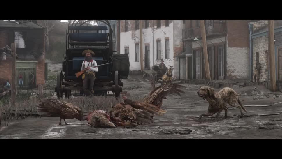 Trailer, Rockstar Games, Rockstar, Red Dead Redemption, Red Dead Redemption 2