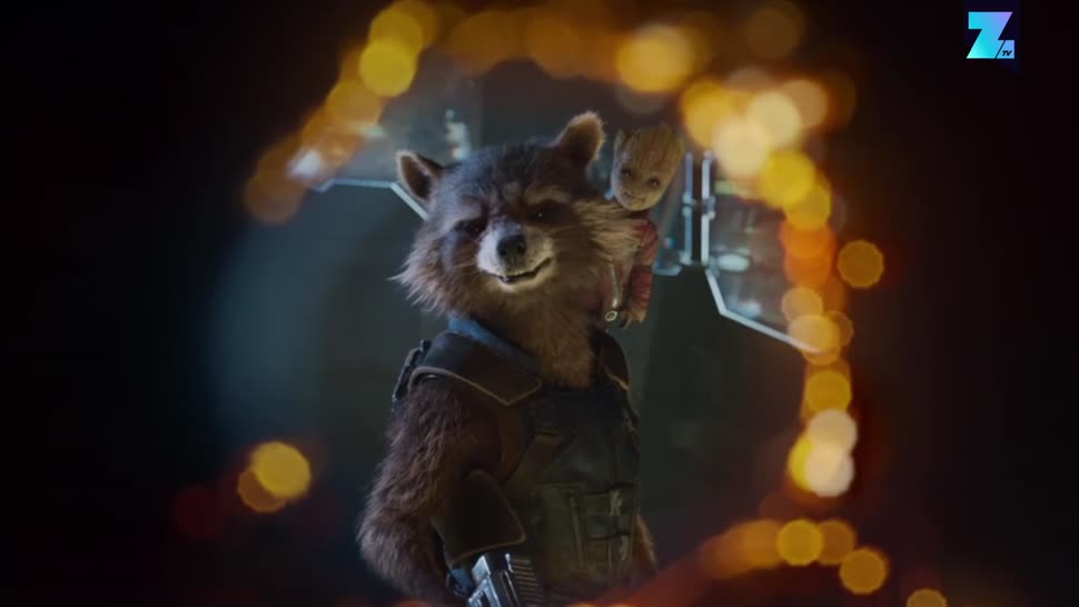 Zoomin, Kinofilm, Kino, Marvel, Guardians of the Galaxy, Guardians of the Galaxy 2