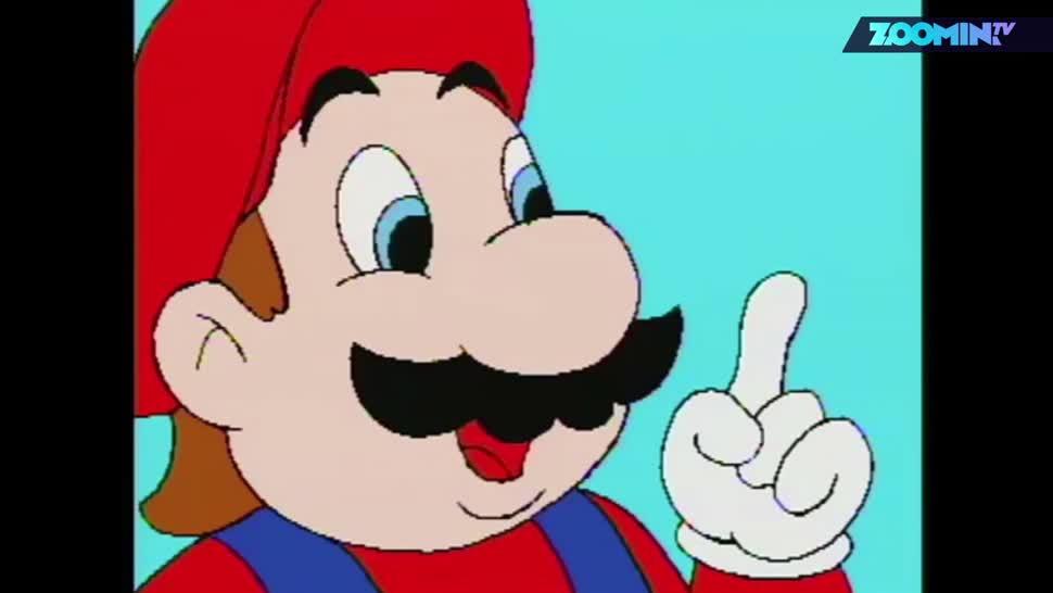 Pc, Nintendo, Zoomin, Konsolen, Super Mario, Mario, Arcade, Super Mario Bros.