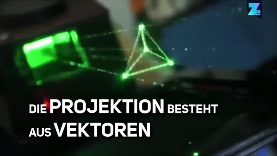 Zoomin, Crowdfunding, Kickstarter, Hologramm, Projektion, 3D-Projektion, Holovect