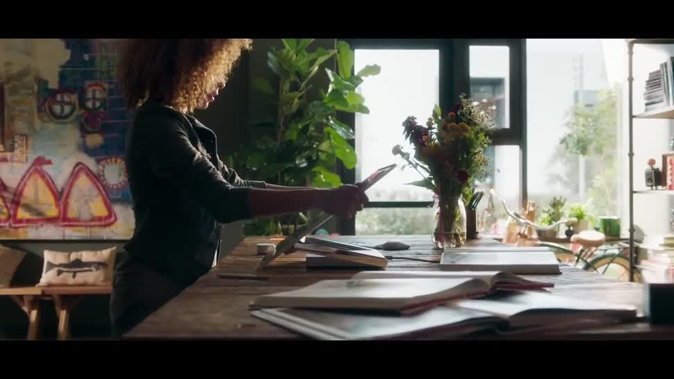 Microsoft, Windows 10, Werbung, Marketing, Surface Studio, Kreativität