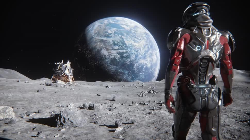 Electronic Arts, Ea, Teaser, BioWare, Mass Effect, Mass Effect Andromeda