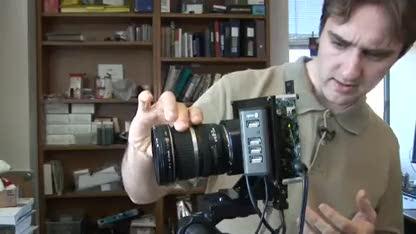 Linux, Stanford, Opensource-Kamera, Frankencamera