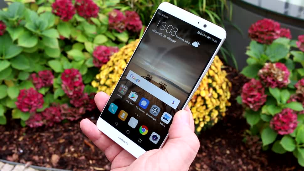 Smartphone, Android, Huawei, Test, Kamera, Hands-On, Launch, Octacore, Hands on, Full Hd, Review, Android 7.0, USB Type-C, Dual-Kamera, Dual-SIM, 1080p, ARM Cortex-A53, IPS, Leica, Huawei Mate 9, Dual-Cam, Mate 9, ARM Cortex-A73, EMUI 5.0, ARM Mali-G71, Huawei HiSilicon Kirin 960