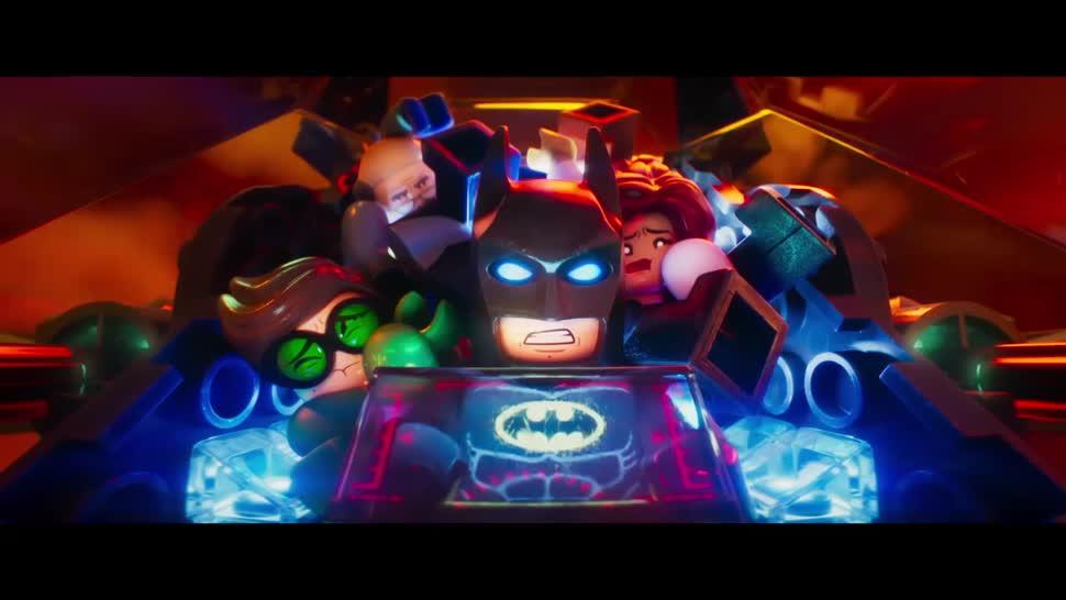 Trailer, Kinofilm, Kino, Warner Bros., Batman, Lego, LEGO Batman, The LEGO Batman Movie