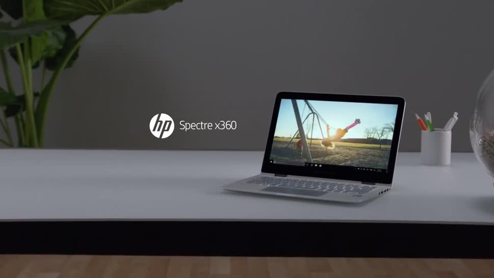 Microsoft, Windows, Windows 10, Pc, Notebook, Surface, Laptop, Werbung, Werbespot, Hardware, Microsoft Surface Pro 4, Werbekampagne, Geräte, HP Spectre X360, TV-Werbung