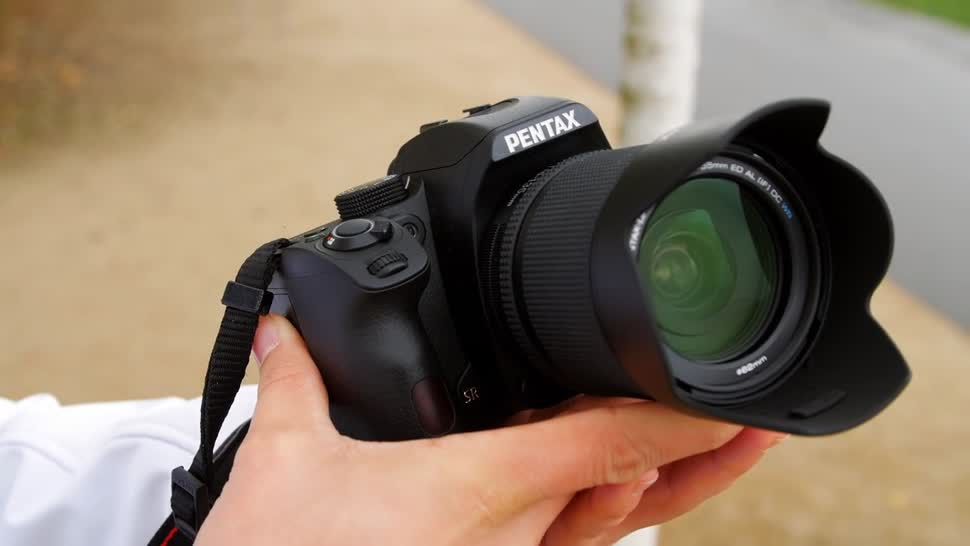 Kamera, ValueTech, Fotografie, Spiegelreflex, Pentax, K-70