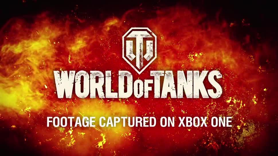 Trailer, Spiele, Xbox One, World of Tanks, Wargaming.net, Panzer, Warg