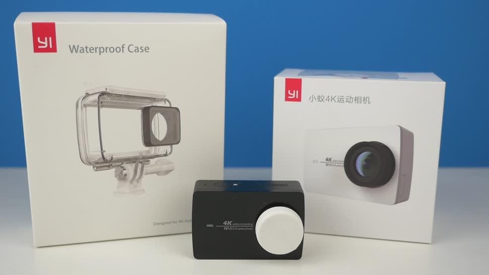 Kamera, Xiaomi, Timm Mohn, Action-Cam, Yi 4K