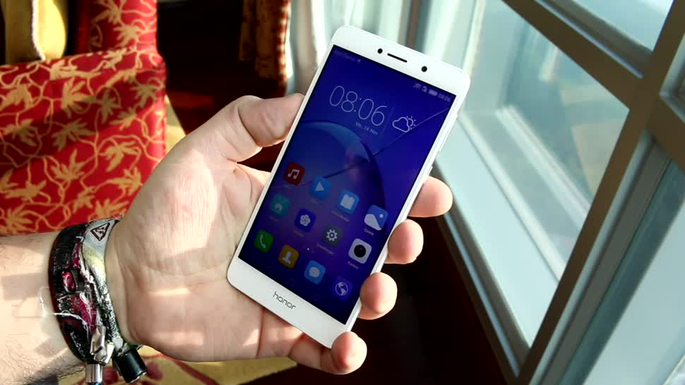 Smartphone, Android, China, Huawei, Honor 6X