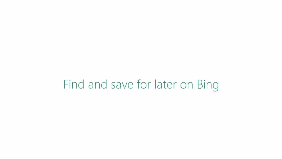 Microsoft, Suchmaschine, Bing, Suche, my saves