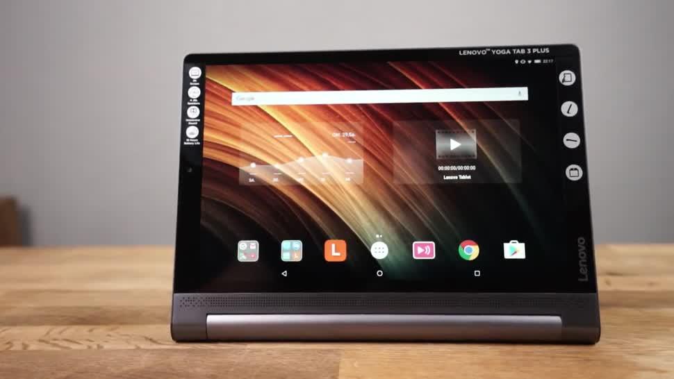 Android, Tablet, Lenovo, Test, Andrzej Tokarski, Tabletblog, Lenovo Yoga, Lenovo Yoga Tab 3 Plus, Lenovo Yoga Tab 3, Yoga Tab 3 Plus, Lenovo Yoga Tab