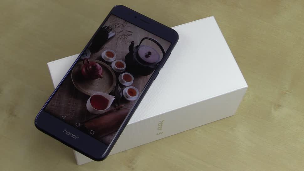 Smartphone, Android, Huawei, Test, NewGadgets, Johannes Knapp, Honor 8