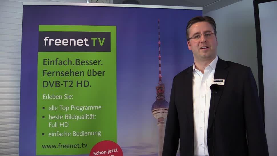 Tv, Fernsehen, NewGadgets, DVB-T2, DVB-T, DVB-T2 HD, Empfang, Freenet TV