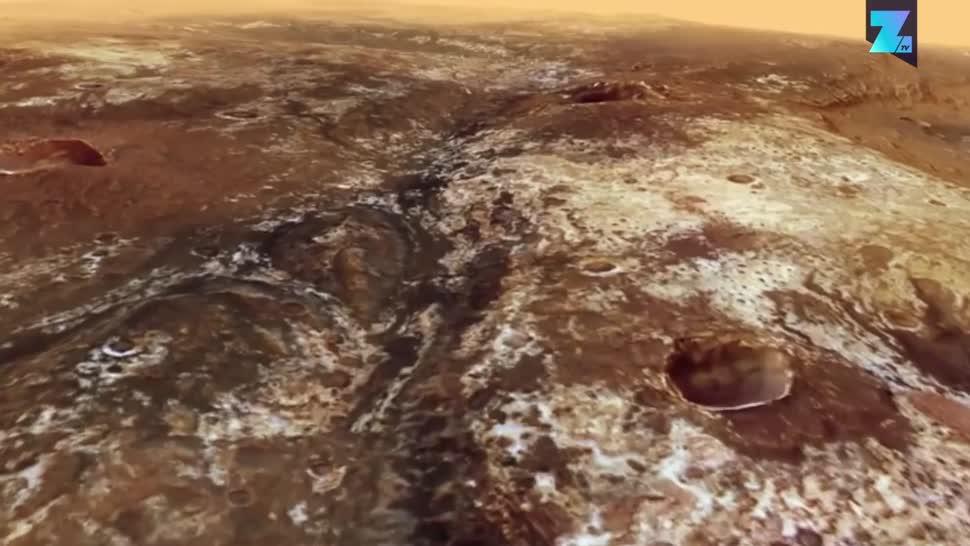 Forschung, Zoomin, Weltraum, Simulation, Mars, Esa, Astronomie, DLR, Deutsches Zentrum für Luft- und Raumfahrt, Mawrth Vallis