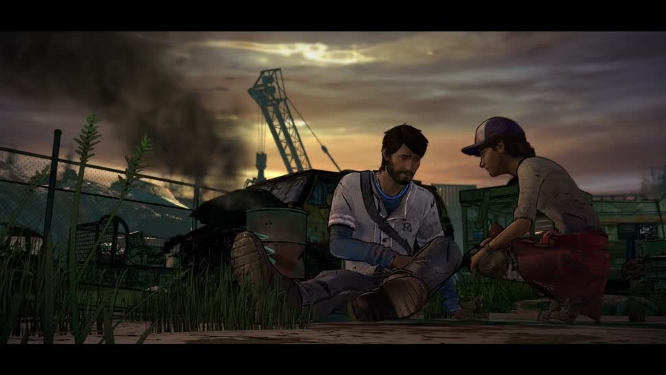 Trailer, Adventure, Zombies, The Walking Dead, Telltale, Telltale Games, Neuland, A New Frontier
