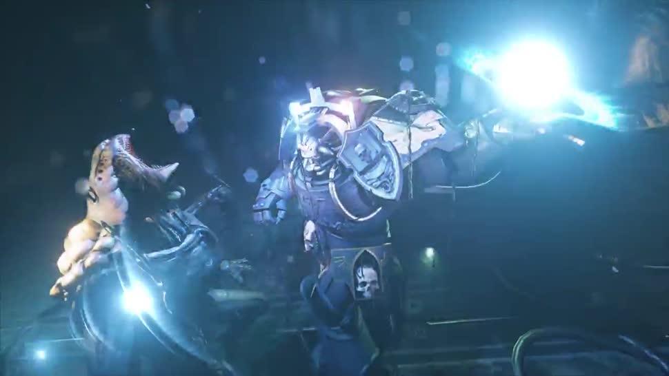 Trailer, actionspiel, Focus Interactive, Games Workshop, Space Hulk, Space Hulk: Deathwing, Deathwing