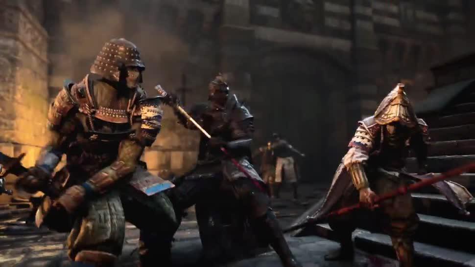 Trailer, Ubisoft, actionspiel, For Honor