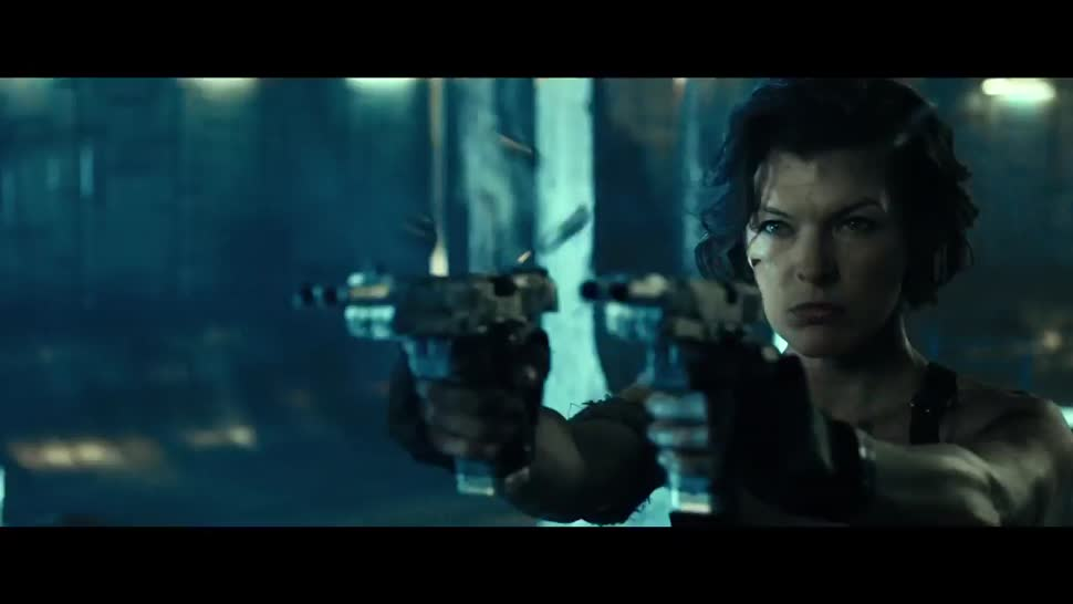 Trailer, Kino, Kinofilm, Resident Evil, Sony Pictures, Sony Pictures Entertainment, The Final Chapter